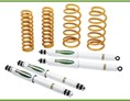 Kit suspensions IronMan 4x4 Toyota LC 200